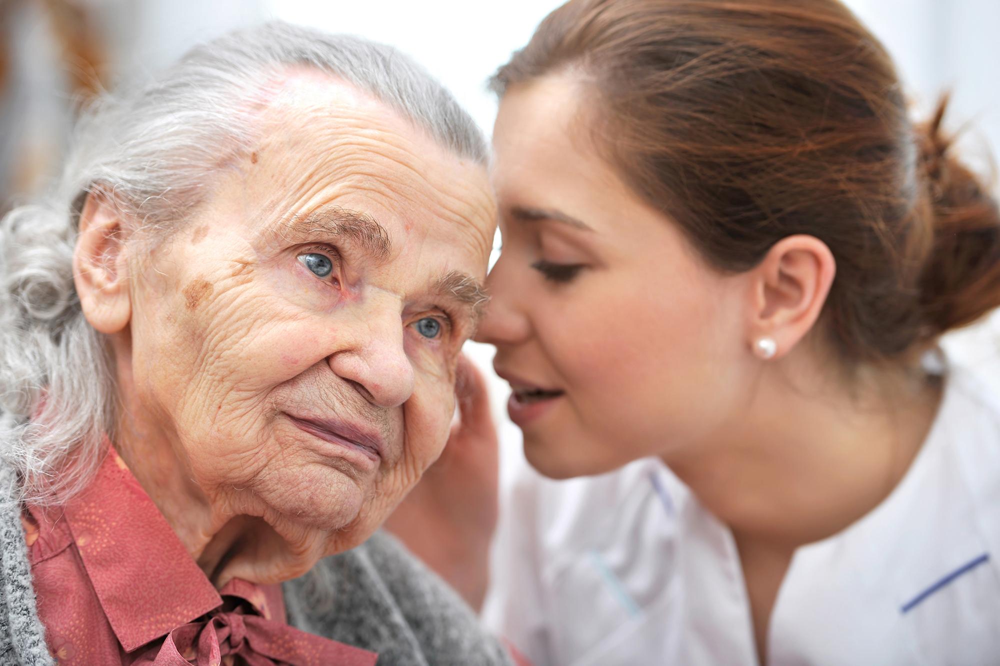 Ausbildung zum/zur Altenpfleger/in