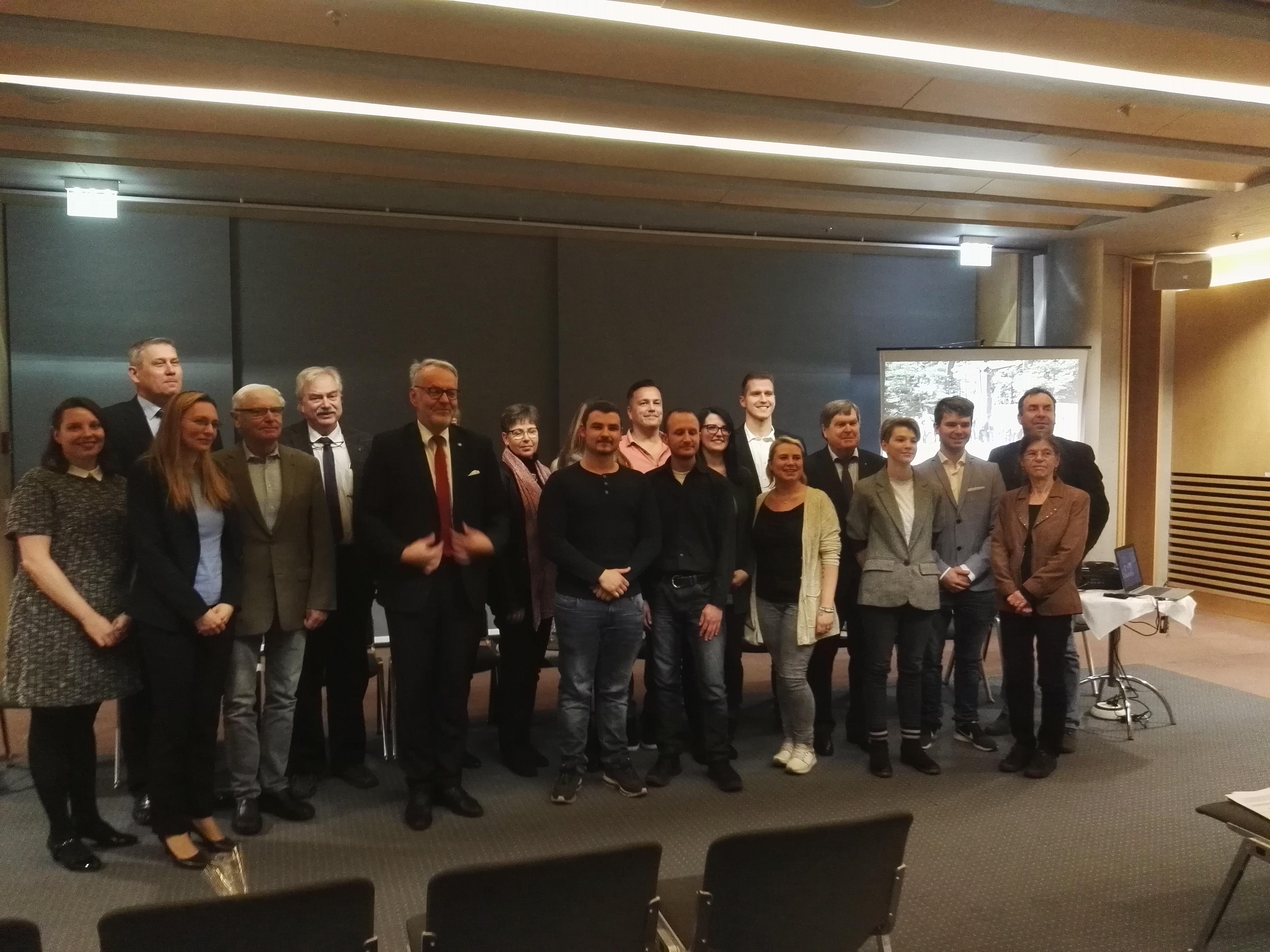 Besuch  Botschaft Slowakische Republik Berlin