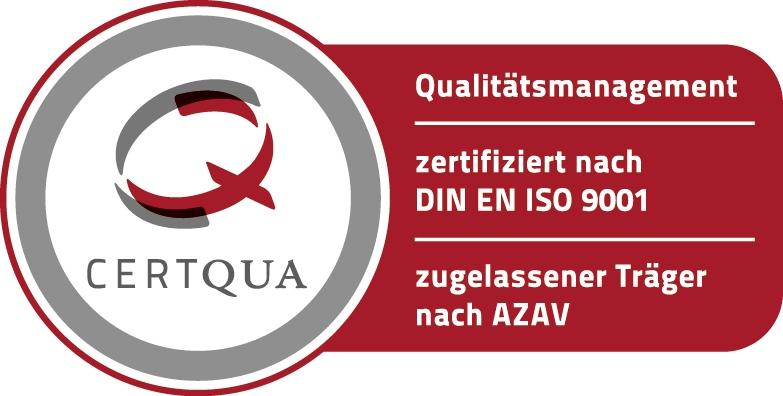 Erfolgreiches Überwachungsaudit und neue Trägerzulassung nach AZAV