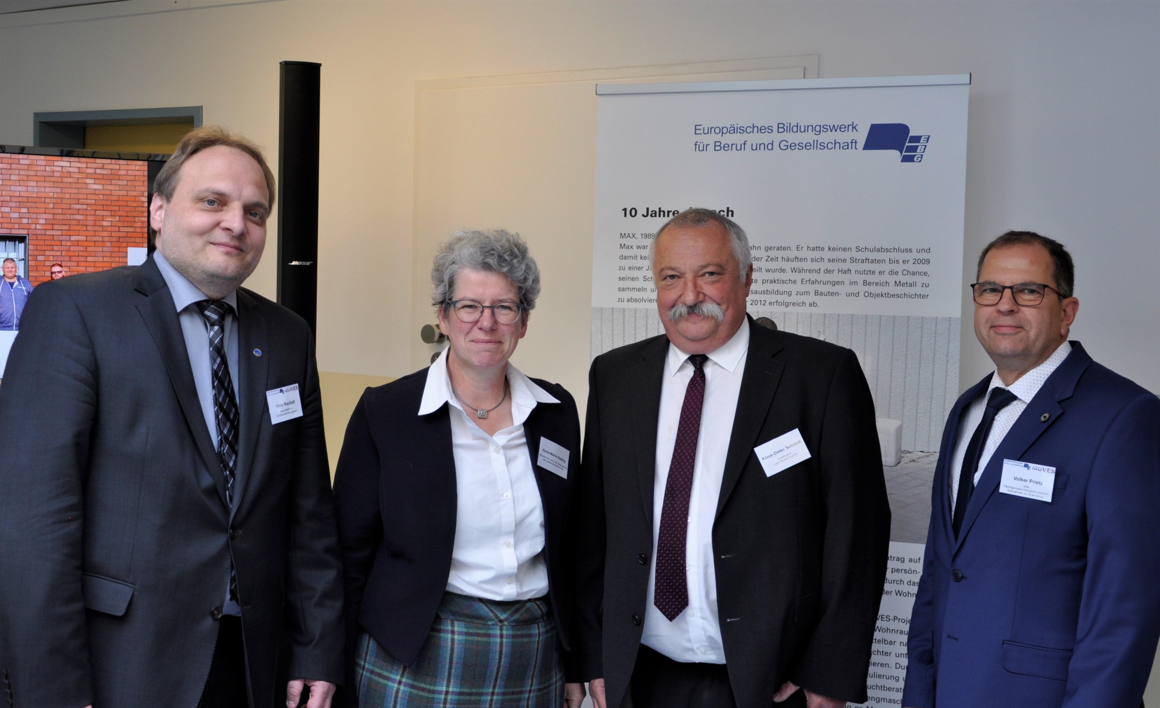 10 Jahre MOVES in der Jugendanstalt Raßnitz
