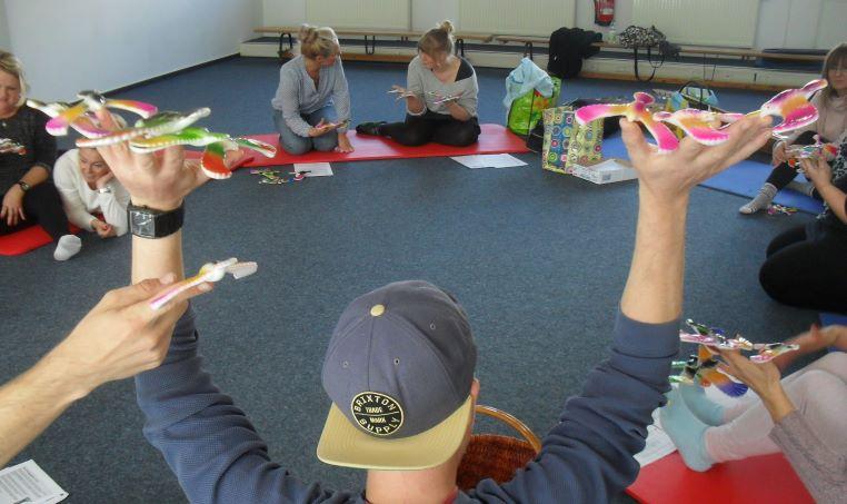 Musikgarten Eltern-Kind-Konzept