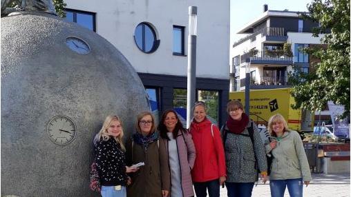Teinehmer unserer Stadtrallye Magdeburg
