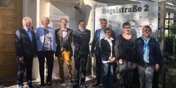 Erasmus+ Projekt des Europäischen Bildungswerkes