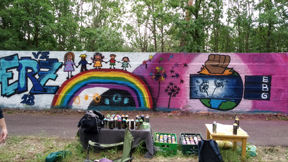 Graffiti- Workshop